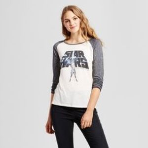 NWT Star Wars Shirt